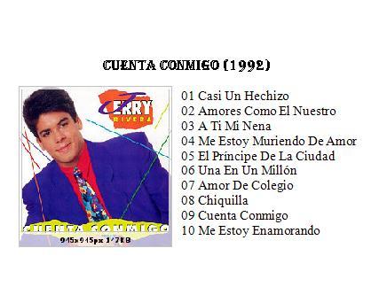 Jerry Rivera Nueva Salsa