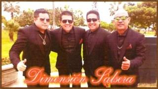 "Les presentamos la Agrupación musical ""Dimensión Salsera"""