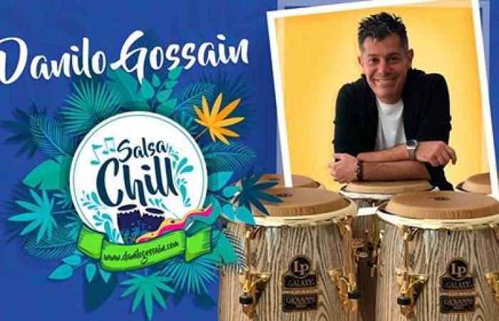 """Presentan la versión salsera de """"Come Together"""" del productor colombiano #DaniloGossain"""