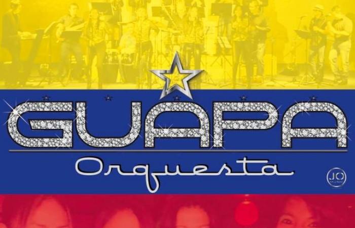 """Guapa Orquesta presenta su nuevo sencillo """"Colombia"""""""