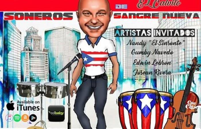 """Soneros de Sangre Nueva: Edwin """"El Calvito"""" Reyes"""